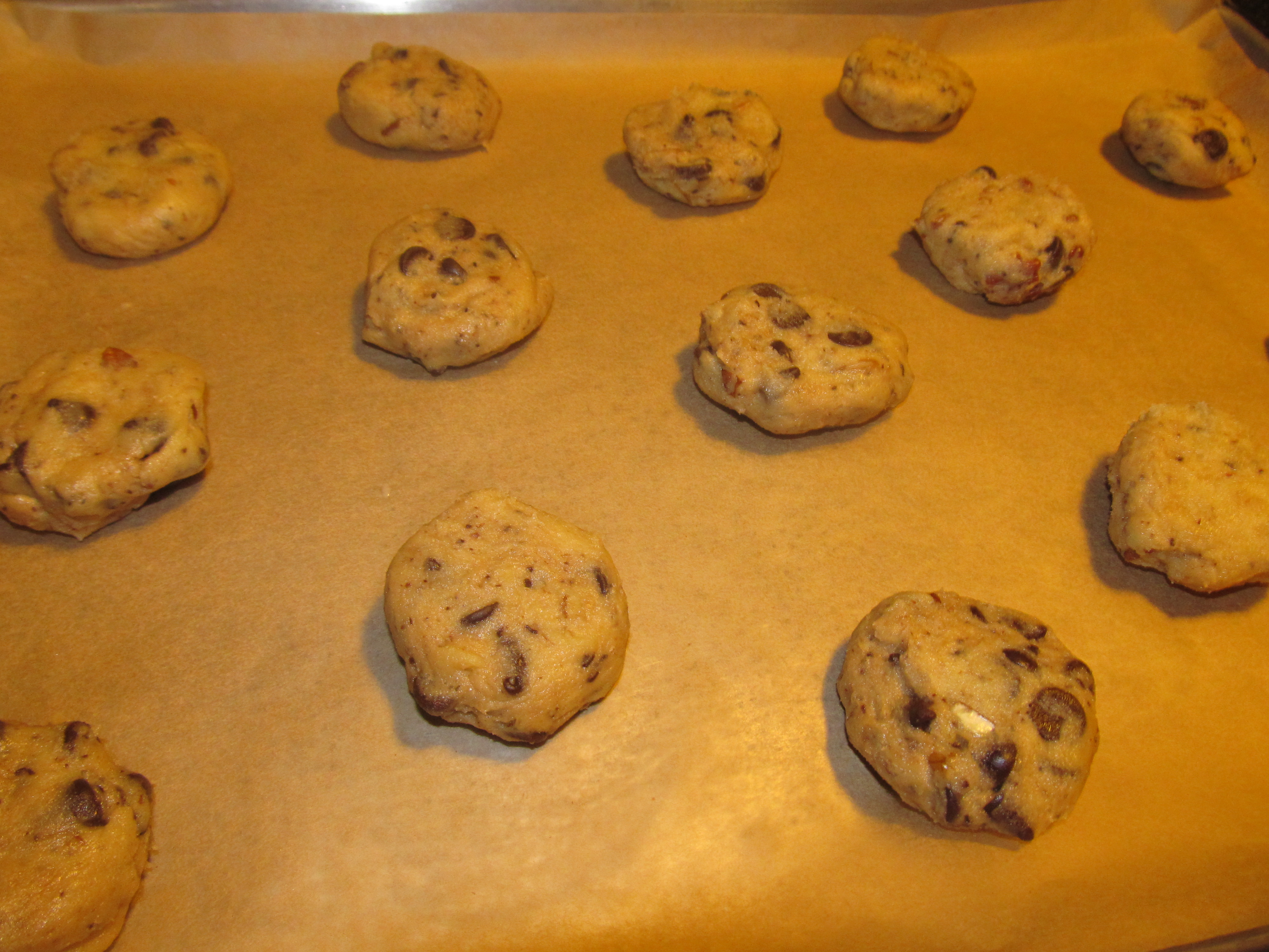 100 Cookies And Color 2014 The Ultimate Cookie U2013 Mint Chocolate Chip Cookies U2013