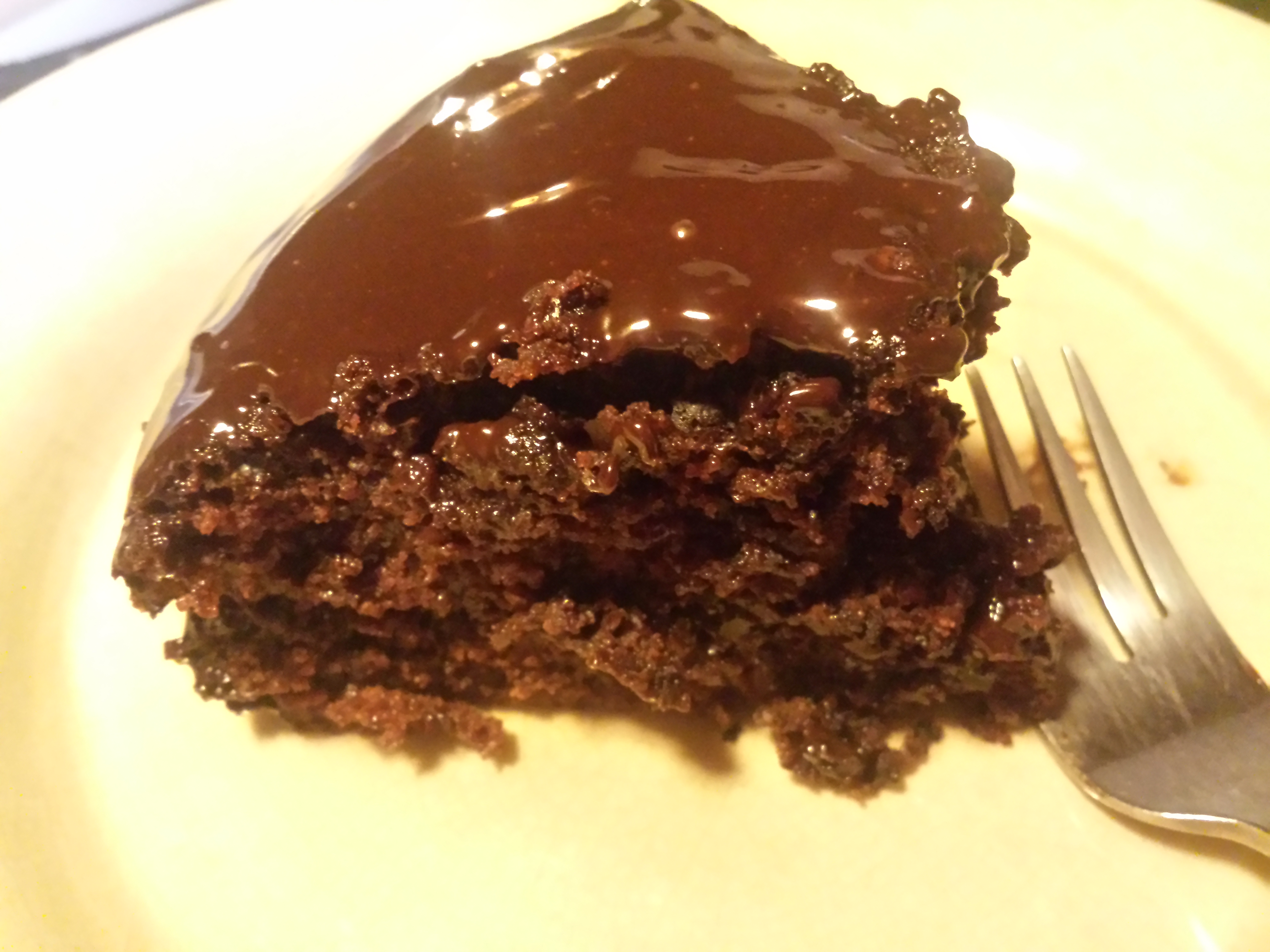 Easy Chocolate Cake For  Persons